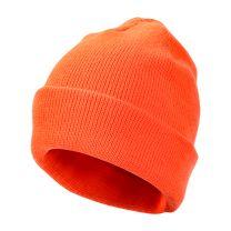Alaska oranz meriinovillast müts