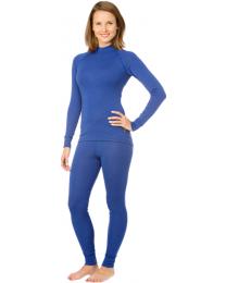 Meriinovillast alusriietus naistele (sinine) 200 g
