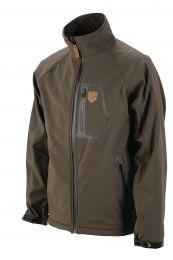 JahtiJakt softshell jakk (pruun)