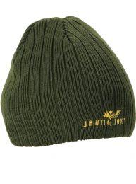 JahtiJakt roheline kootud müts