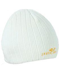 JahtiJakt valge kootud müts