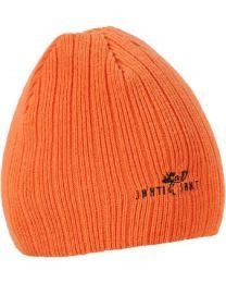 Oranz kootud müts