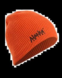 Alaska oranz kootud müts