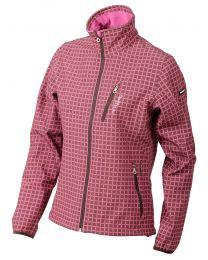 Rosita softshell jakk (roosa)
