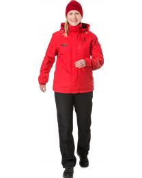 Sportlik ülikond Tiina (punane) + lisapakett