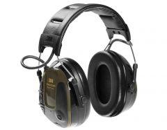 Aktiivkõrvaklapid 3M PELTOR ProTac Hunter (raadiosisendiga)