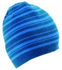 Sinine kootud müts